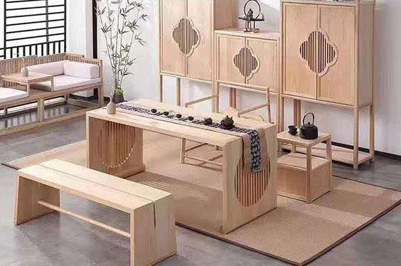 新中式茶台