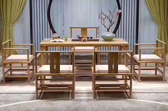新中式办公家具